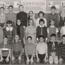Garrison School class, 1966-67, gr 4/5, named