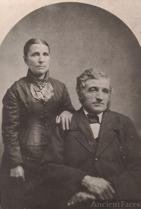 George and Susan (Layton) Canham