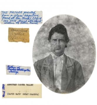 A photo of Armstead Carter Talley