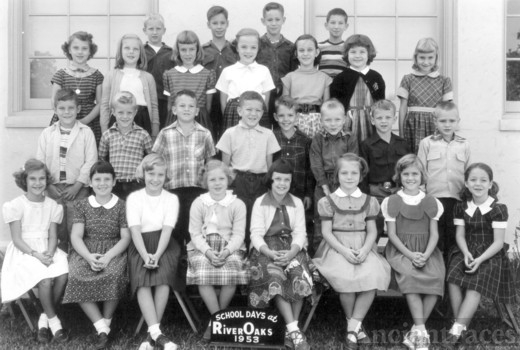 River Oaks Elementary School 1953