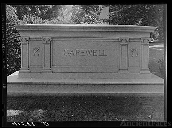 Monument to Capewell, the inventor of the famous...