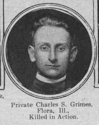 Pvt. Charles S. Grimes