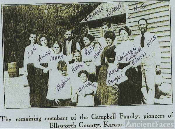 Campbell Family Reunion