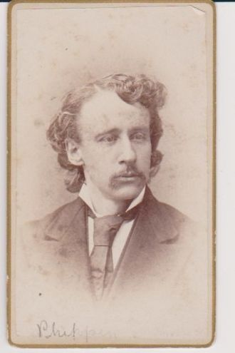 A photo of R. H. Phippen