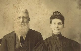 James Wallace and Elizabeth Davis Sharp