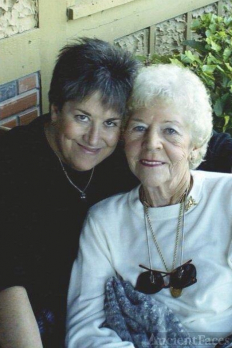 Patti & Bertha F. Petow, Florida 2003
