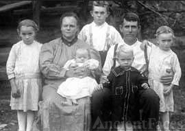James Louis Bolin & Family