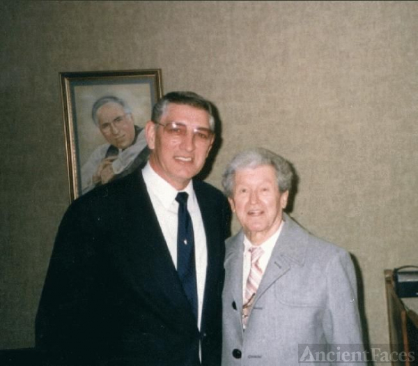 Harold Long and Roy Acuff