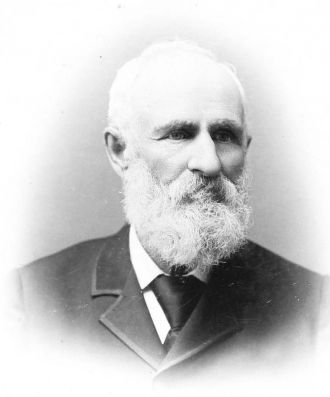 A photo of Alfred Fuller