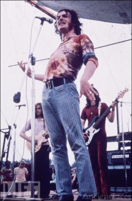 Joe Cocker 1969 Woodstock