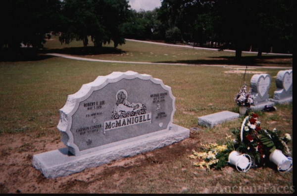 McManigell Family Tombstone