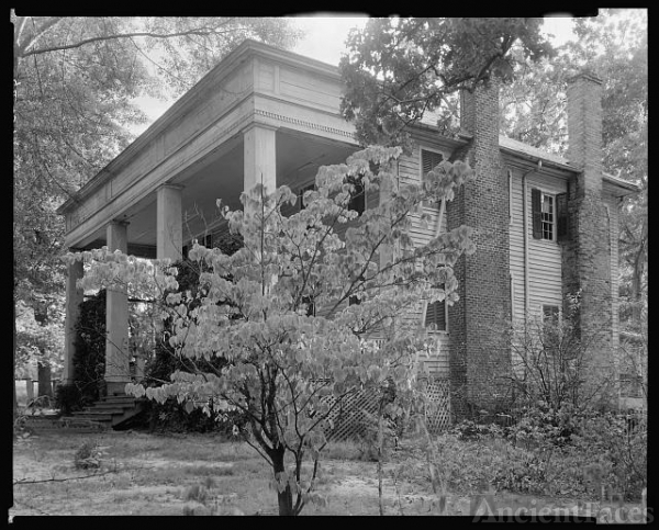 Country House, Hill Plantation?, Washington vic., Wilkes...