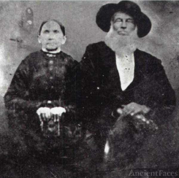 Jane Hasque Morris and German H. Williams