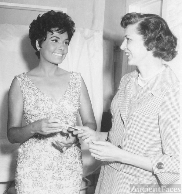 My Sister Ceta with Lena Horne