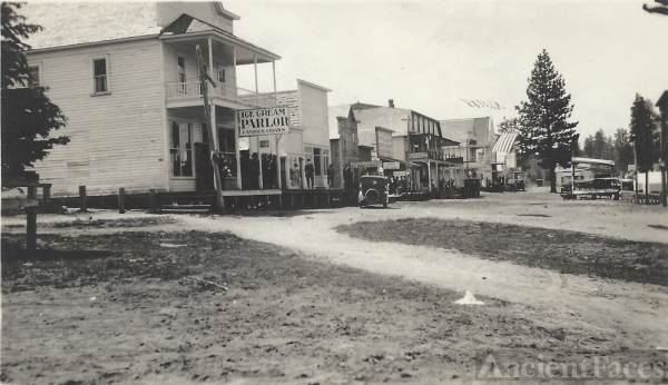 Quartzburg, Idaho c.1924