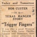 Bob Custer, Silent Screen Star