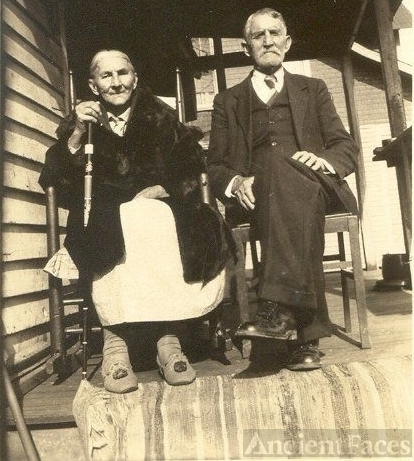 Mary Eliza ELLINGTON And Daniel Boone Smedley