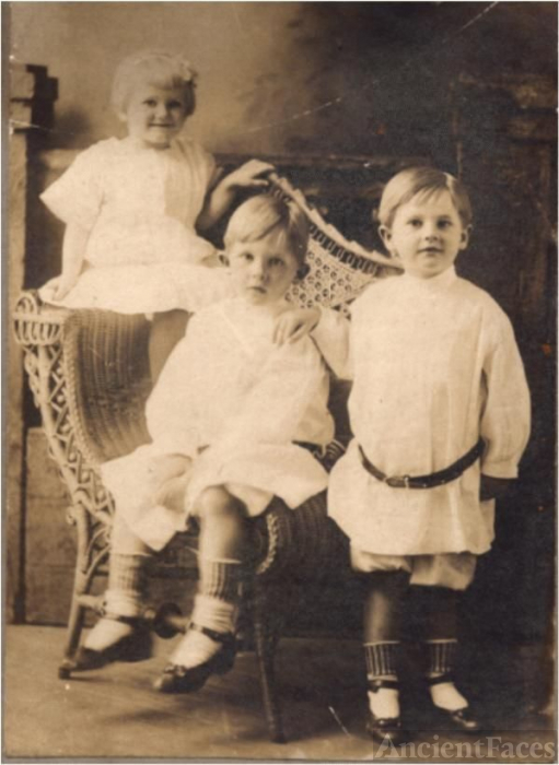Patrick Earl Fletcher Children