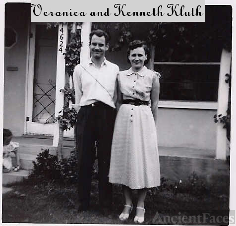 VERONICA NEWELL AND KENNETH KLUTH