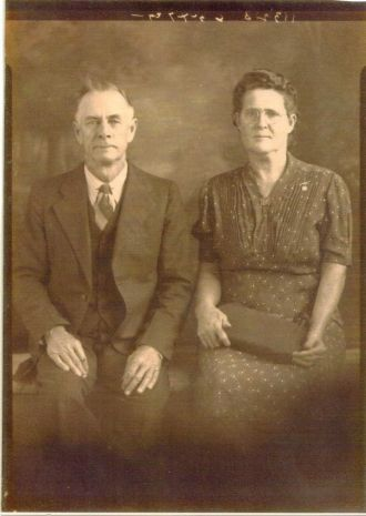 Samuel Washington Karr & Viola Hollis Karr