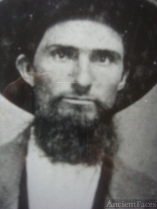 A. I. Thornburg Heath, a Confederate Soldier