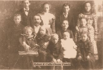 Robert Lee Owens Family