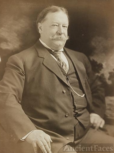 William Howard Taft, 1907