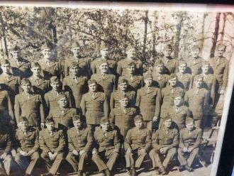 366 Medical Battalion, Arkansas 1943