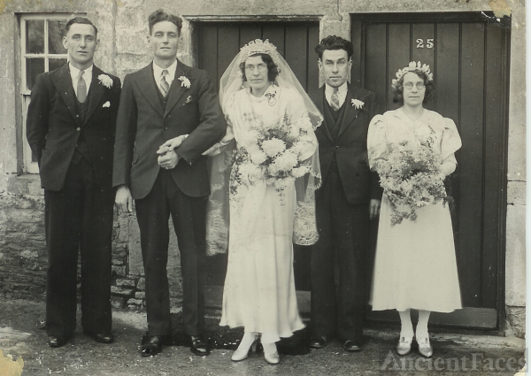 Harry Franklin's Wedding