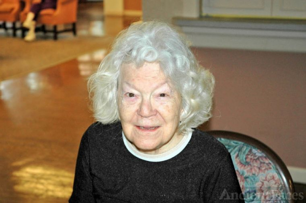 Wilma Rayborn at St. Simeons Nursing Home Tulsa,OK