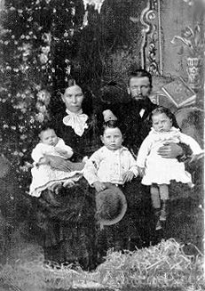 William Marion Bybee Family