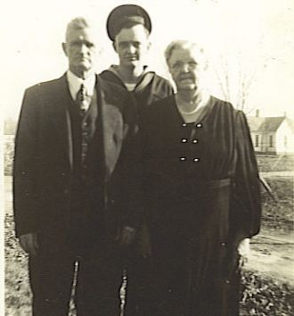 Charles Henry, Walter and Mary Ellen Ogle