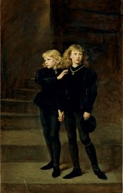 Edward and Richard York