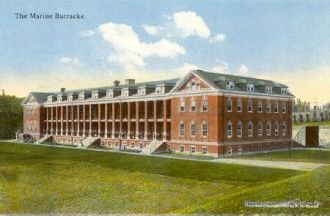 Old Marine Barracks