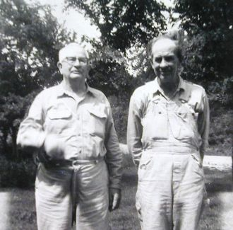 Nobe F. & William Ray Harness
