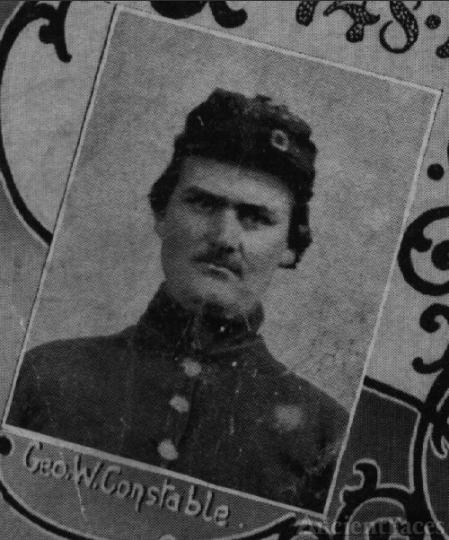 George Washington Constable, 1863