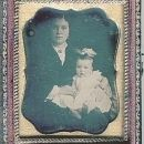 Mrs. Pomeroy, with her infant son