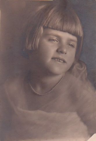 Young Burvel Lois Smith