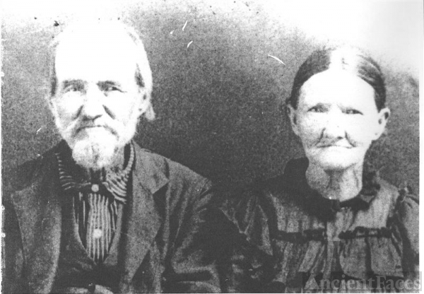Thomas and Elizabeth Doss