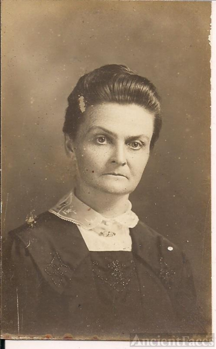 Edith Clarinda (Hall) Canham