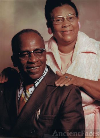 Rev. Arthur Roaf & Mrs. Charlotte (Boughton) Roaf
