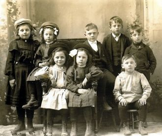 Grandfather's Cousins 1906