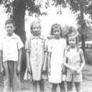 Robert, Edith, Anna, & Mabel Lee, MO
