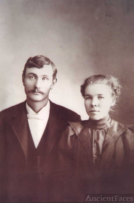 "James Franklin ""Frank"" and May E. (Padgett) Plymire"