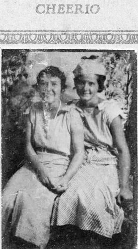 Leata Parks & Mary Criswell