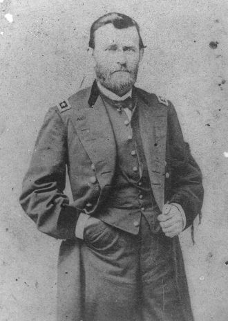 A photo of Ulysses S. Grant