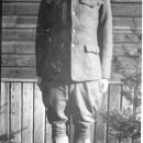 Guy Canady during WWI