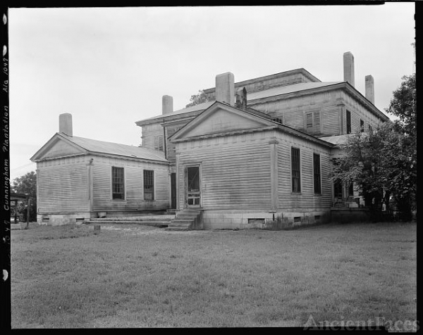Cunningham Plantation, Cherokee vic., Colbert County,...