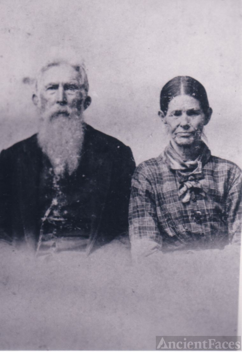 James Henry and Mary Margaret Tindle McCollum