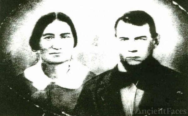 Elizabeth Wilmot and Lucius R. Darling
